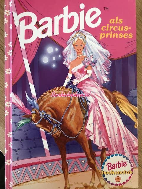 Barbie als circusprinses