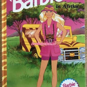 Barbie in Afrika