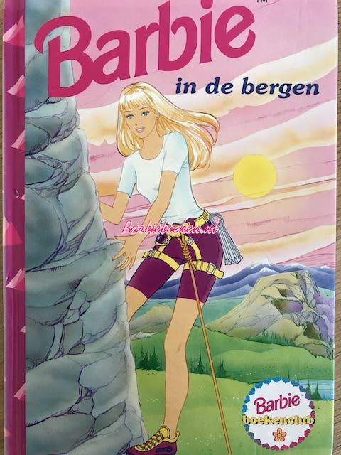 Barbie in de bergen