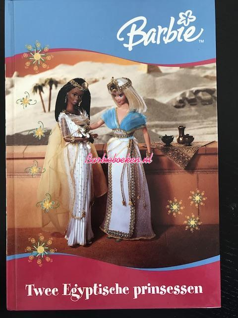 Barbie twee egyptische prinsessen